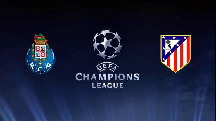 موعد مباراة اتلتيكو مدريد وبورتو في دوري ابطال اوروبا والقنوات الناقلة
