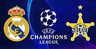 موعد مباراة ريال مدريد وشيريف تيراسبول في دوري ابطال اوروبا والقنوات الناقلة