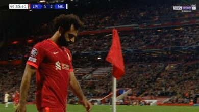 اهداف ليفربول ضد ميلان 3-2 دوري ابطال اوروبا