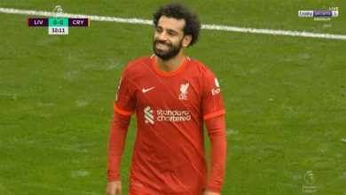 ملخص ليفربول ضد كريستال بالاس في الدوري الانجليزي