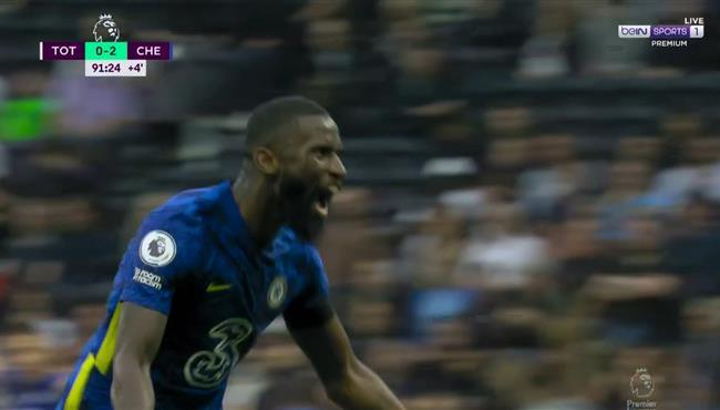 اهداف تشيلسي ضد توتنهام 3-0 الدوري الانجليزي