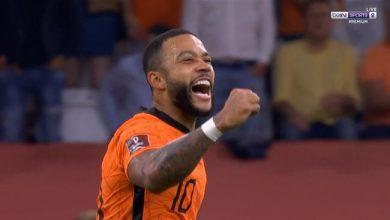 اهداف مباراة هولندا ضد تركيا 6-1 تصفيات كاس العالم