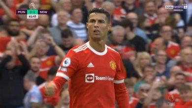 اهداف مانشستر يونايتد ضد نيوكاسل يونايتد 4-1 الدوري الانجليزي