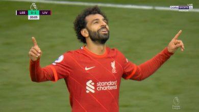 اهداف مباراة ليفربول ضد ليدز يونايتد 3-0 الدوري الانجليزي