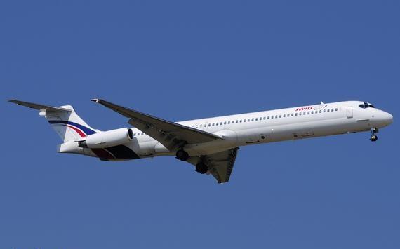 الطائرة الجزائرية المفقودة كانت لنادي ريال مدريد