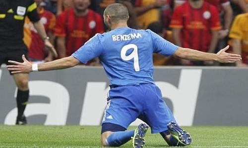 صورة صحيفة مترو: ريال مدريد قد يتخلى عن بنزيما
