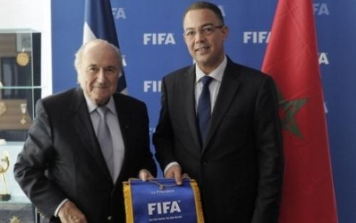 morocco 11 6 2015 - صحيفة: المغرب مرشح لتنظيم مونديال 2022