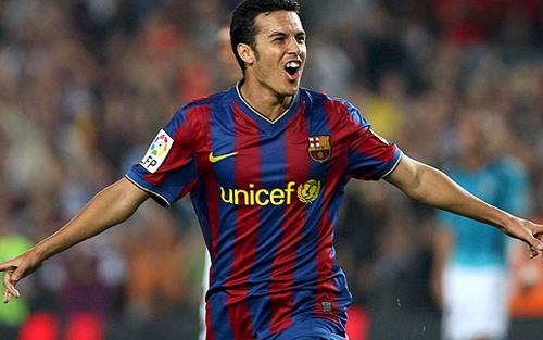 pedro - برشلونة يريد التخلي عن بيدرو وادريانو