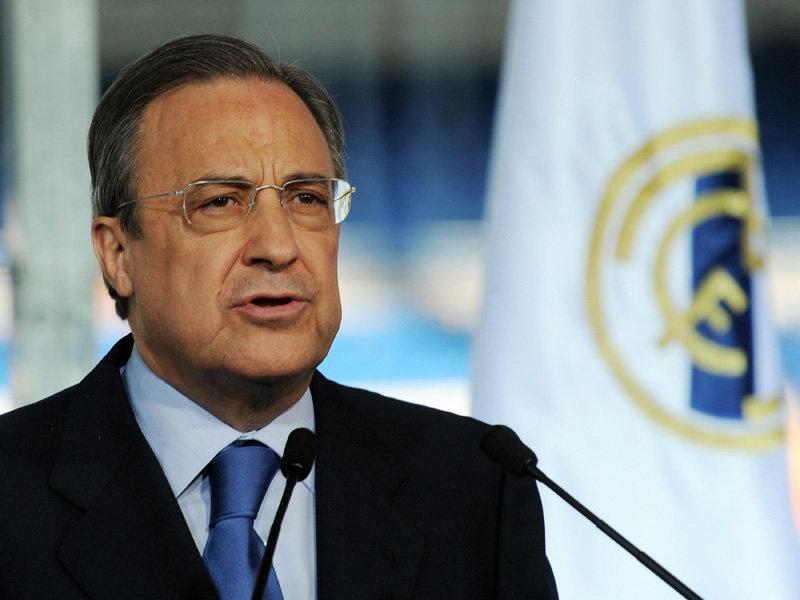 وكيل الفيفا يقصف رئيس ريال مدريد